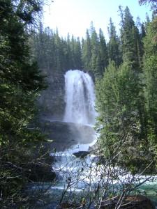 The third waterfall