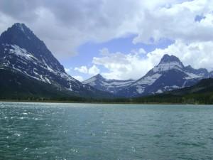 A third lake!