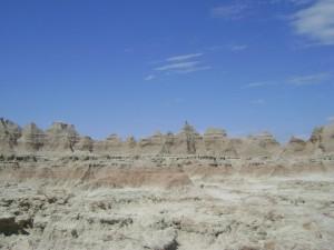 Random Sandcastles